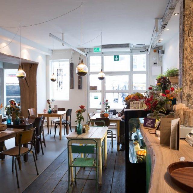 Restaurant verbouwing amsterdam de Pijp