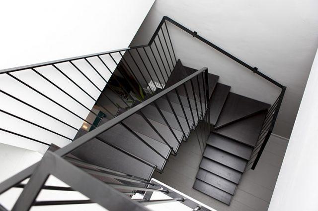 Een trap verbouwen doet u met Nanterre!