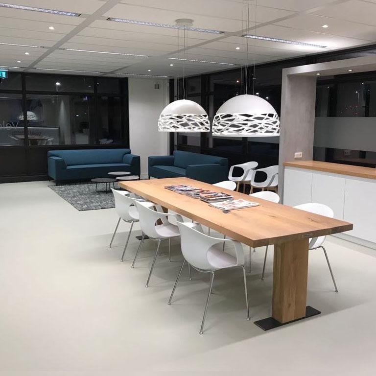Verbouwing kantoor/praktijk Alkmaar