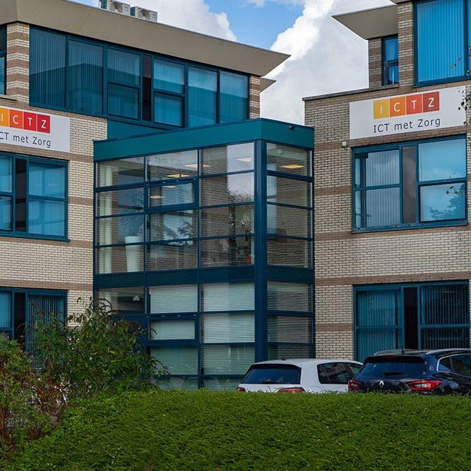 Nieuwbouw en verbouw kantoorcomplex